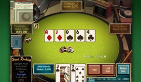 texas holdem poker game pogo