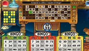 free pogo games bingo