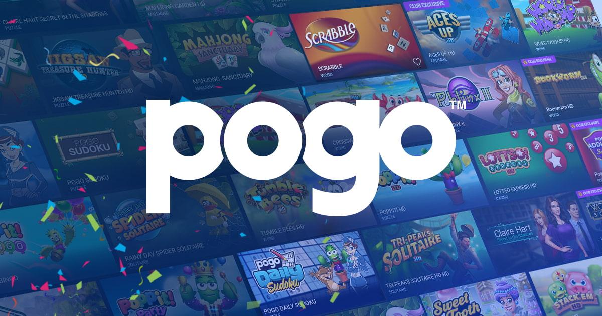 pogo.com login